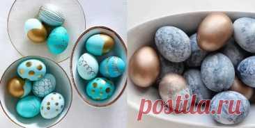 Как украсить яйца к пасхе - Сам себе мастер - медиаплатформа МирТесен