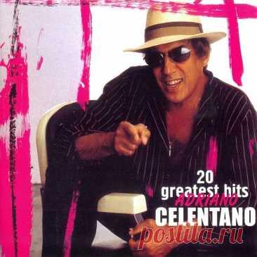 Adriano Celentano - 20 Greatest Hits (2005) FLAC Artist: Adriano CelentanoTitle Of Album: 20 Greatest HitsYear Of Release: 2005Label (Country): Score Music (Italy)Catalog #: SCM 273Genre: PopQuality: FLAC (*cue,log,scans)Bitrate: LosslessPlaytime: 79:46Size: 568 MbTrackList:01. Una Rosa Pericolosa02. Amore No03. Io Sono Un Uomo Libero04.