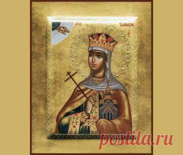 14 мая - праздник Благоверной Тамары, царицы Грузинской: яркие поздравления именинницам | Светлана Красотка, 14 мая 2021