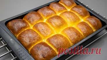 Готовлю булочки с повидлом внутри: показываю, как правильно формовать булочку, чтобы не вытекала начинка   Евгения Полевская   Это просто   Яндекс Дзен