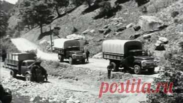 Суровые километры 1969 Советские фильмы о войне