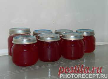 Желе из красной смородины на зиму рецепт с фото пошагово