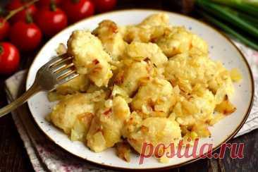 Самые нежные ленивые вареники с картошкой | Рецепты салатов и вкусняшек | Яндекс Дзен