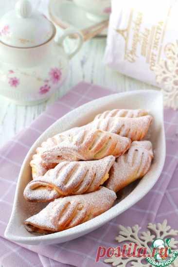 Сливочное печенье с творогом – кулинарный рецепт