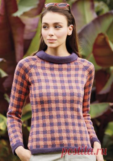 Вязаный свитер Kathy