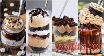Идеи за сервирање на најбрзиот десерт за ненајавени гости (фото) Доколку сте од оние кои никогаш не сакаат да бидат неподготвени, веројатно паничите кога ќе ви се најават неочекувано гости во последен момент. ...