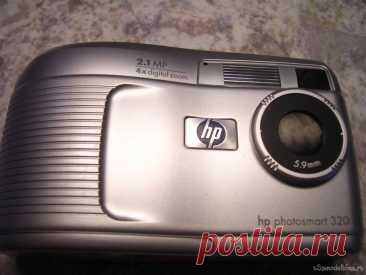 """Замена дисплея на простеньком фотоаппарате  Hewlett-Packard HP 320 Пришел в ремонт достаточно простенький фотоаппарат Hewlett-Packard HP 320 с поврежденным дисплеем. Фирма Hewlett-Packard является практически образцом """"развития американского бизнеса"""". Ребята начинали свою деятельность в гараже. Вот что пишет википедия. """"Начальный капитал составлял"""