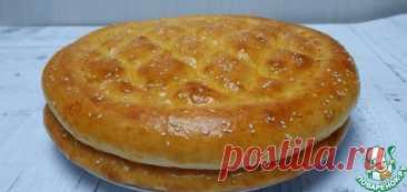 Турецкий хлеб «Рамазан пиде» Кулинарный рецепт