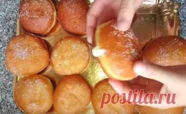 Самые вкусные пончики - лучший сайт кулинарии