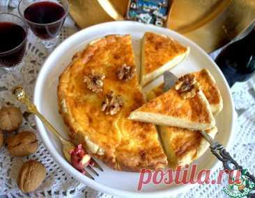 Шведский сырный пирог – кулинарный рецепт