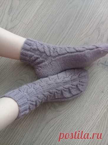 Красивые носки? Легко! | АннА | Яндекс Дзен
