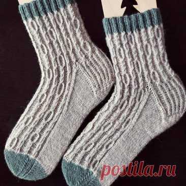 Симпатичные носочки Zincir. ⠀