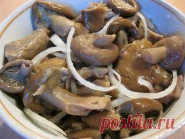Маринованные грибы на зиму. Интересный и вкусный рецепт маринада.