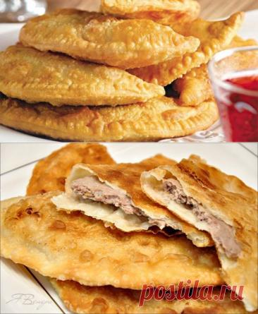 Вкуснейшие чебуреки без лишних заморочек я готовлю по этому рецепту - be1issimo.ru
