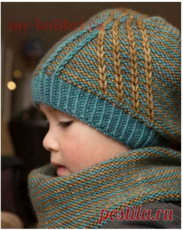 Детская шапочка Grossroad дизайнера Елены Нодель