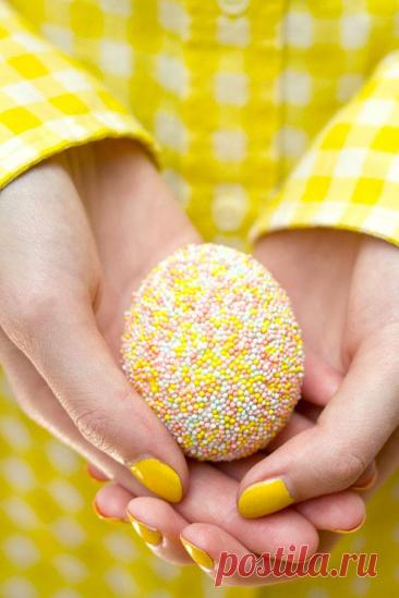 25 способов окрашивания яиц без рисования c описанием только опробованных методов |
