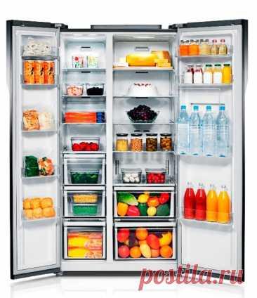 7 важных правил хранения продуктов в холодильнике