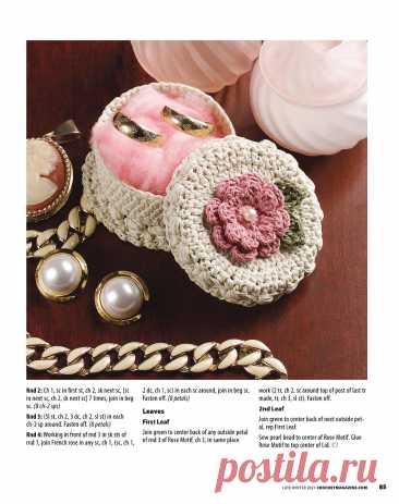 Crochet! Specials – Late Winter 2021