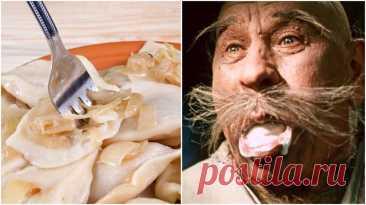 Вареники с картошечкой, которые не разварятся ни за что на свете, уж поверьте!