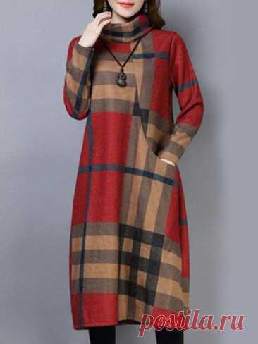 Зимние варианты теплых бохо платьев. Идеи и фасоны на заметочку