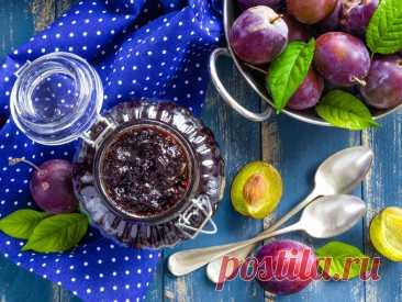 Сливовое варенье: 3 рецепта для затейливых сладкоежек - Smak.ua