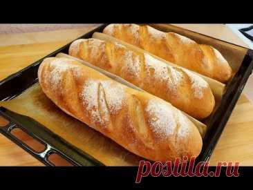 По этому рецепту вы больше не покупаете хлеб, а делаете хлеб своими руками.