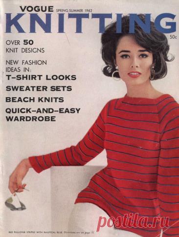 Ретро журналы по вязанию, изданные 60 лет назад, дают актуальную информацию для современного вязания | Сундучок с подарками | Яндекс Дзен