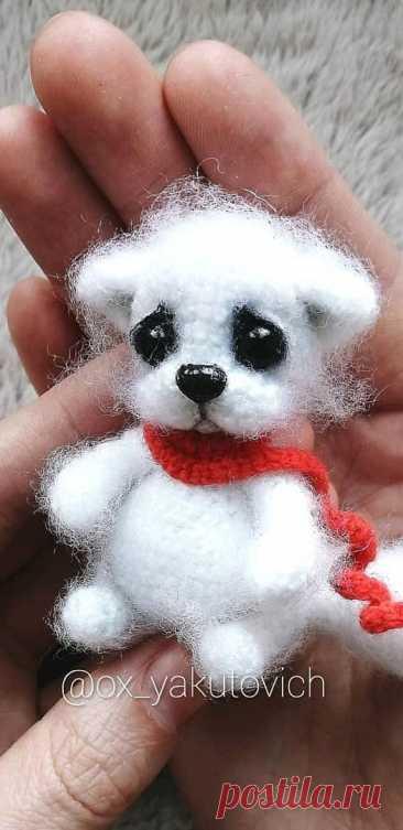 PDF Котёнок Сахарок крючком. FREE crochet pattern; Аmigurumi animal patterns. Амигуруми схемы и описания на русском. Вязаные игрушки и поделки своими руками #amimore - котик, кот, кошечка, кошка, котенок.