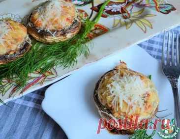 (3) Вкуснейшая закуска: шампиньоны с запеченным яйцом под сырной корочкой! - Ваши любимые рецепты - медиаплатформа МирТесен