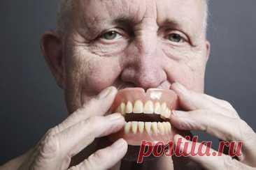 Ученые установили связь между потерей зубов и активностью пожилых людей: Жизнь: Наука и техника: Lenta.ru
