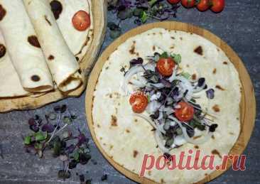 (4) Домашний лаваш - пошаговый рецепт с фото. Автор рецепта Маргарита Сорокина . - Cookpad