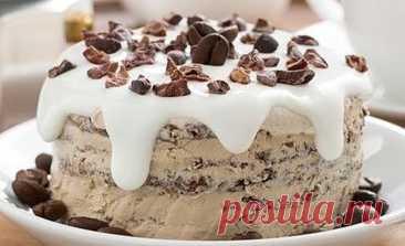 Торт «Айсберг» с черносливом и орехами: божественно вкусный!