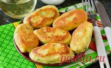 Картофельные Биточки с Зеленью Рецепт за (25) Минут Как приготовить картофельные биточки с зеленью. Очень простой и вкусный рецепт биточков из картошки буквально за 25 минут.