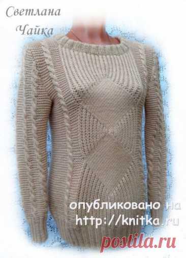 Страница 19 рубрики Вязание для женщин спицами