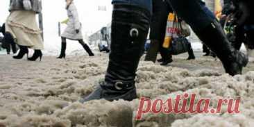 Как уберечь обувь от соли: простые рецепты для замши, кожи и нубука. Ботинки прослужат дольше!