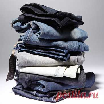 Смотрите что можно сделать из старых джинсов | Мир модной одежды | Яндекс Дзен