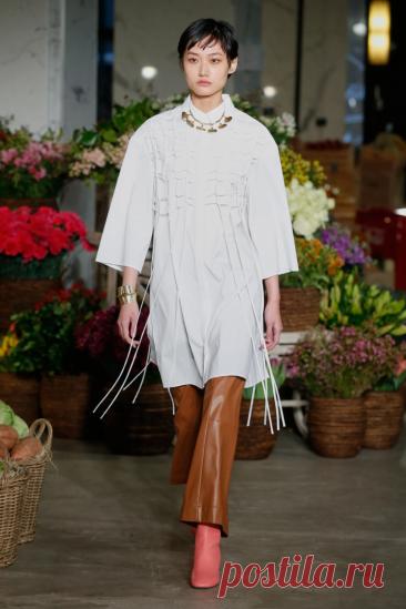 Jason Wu Fall 2021 Ready-to-Wear Fashion Show | Vogue