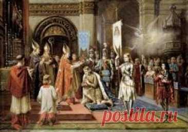 Сегодня 17 июля в 1429 году В Реймском соборе состоялась коронация короля Франции Карла VII