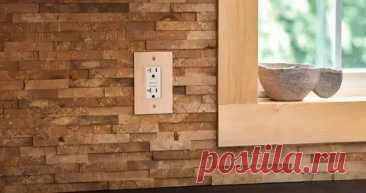 (6) Оригинальная отделка стены на кухне: создаем интерьер своими руками - Полезные советы - медиаплатформа МирТесен
