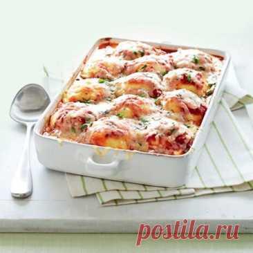 Несладкие запеканки с овощами, мясом, макаронами: лучшие домашние рецепты