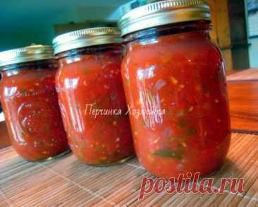 Рецепты итальянского томатного соуса с базиликом - Впрок.ВКУСнее