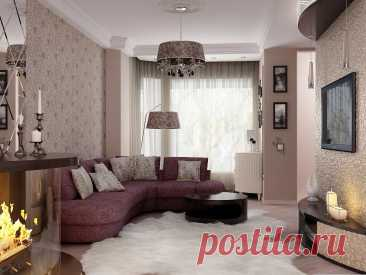Как правильно поставить угловой диван в комнате | Luxury House | Пульс Mail.ru Традиционная мебель постепенно вытесняется оригинальной и функциональной мебелью. К ней можно отнести угловые диваны, которые помогают разделять...