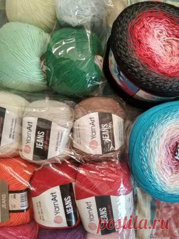 Где купить пряжу для ручного вязания?   Записки вязальщицы   Яндекс Дзен