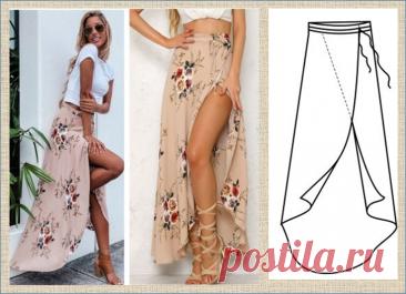 100 длинных летних юбок - модели, схемы и выкройки - пора обновить гардероб | МНЕ ИНТЕРЕСНО | Яндекс Дзен