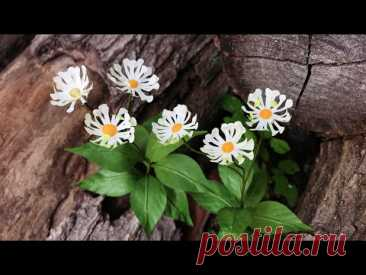 ABC TV | How To Make Filler Paper Flowers #20 - Craft Tutorial
