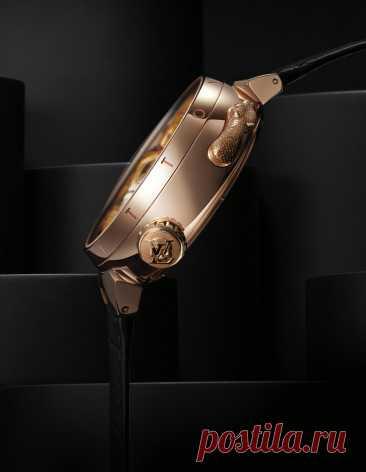 Пугающие и завораживающие Louis Vuitton. Помни о смерти, наслаждайся каждым мгновением! | Блог о Часах | PandaTells | Яндекс Дзен