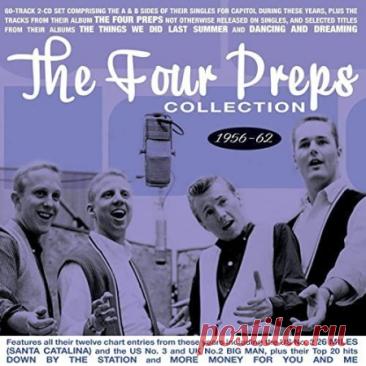 The Four Preps - The Four Preps Collection 1956-62 (2021) MP3 MP3 320 kbps   Rock   2:25:37   350 MBLabel: ACROBATCD101 - The Four Preps - Dreamy Eyes02 - The Four Preps - Fools Will Be Fools03 - The Four Preps - Moonstruck In Madrid04 - The Four Preps - I Cried A Million Tears05 - The Four Preps - Falling Star06 - The Four Preps - Where Wuz You07 - The Four