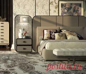 10 интерьерных приемов, которые сделают спальню самой уютной комнатой