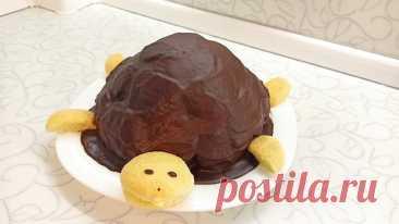 Один из самых вкусных тортов - Черепаха. И просто готовится... | Магия вкуса | Яндекс Дзен