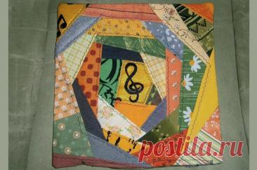 Лоскутное шитье начинающим: виды, материалы, хитрости, схемы с описанием, фото, видео — Женские советы